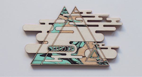 Lettering & Design by Future Marquetry | Abduzeedo Design Inspiration
