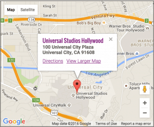 Arriving By Car Parking Guide Universal Studios Parking Universal Hollywood Universal Studios