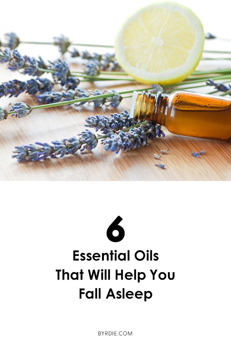 6 essential oils that will help you fall asleep faster | health