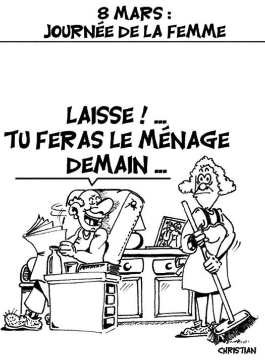 citation drole journee de la femme