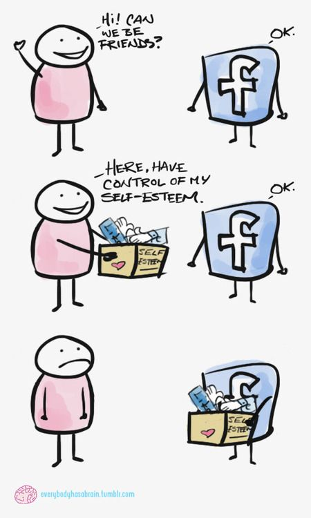 Keep your social networking life healthy!