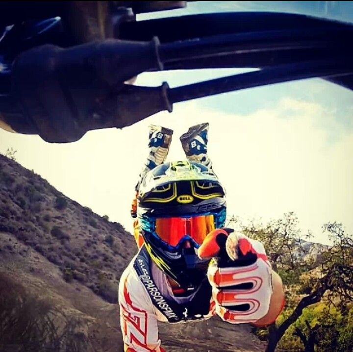 You! Yea you... have a great day! haha #stuntin #cyclecrunch #motorcross