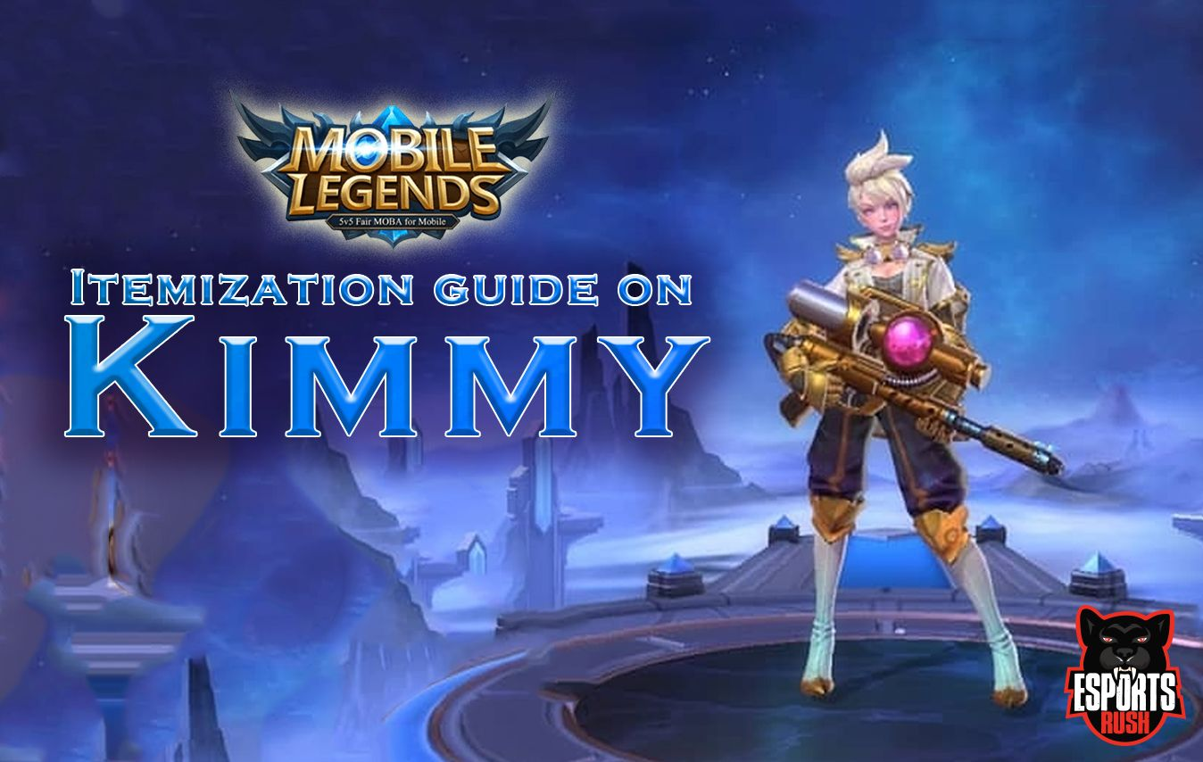 Kimmy, is a really mobile champion and as such is one that