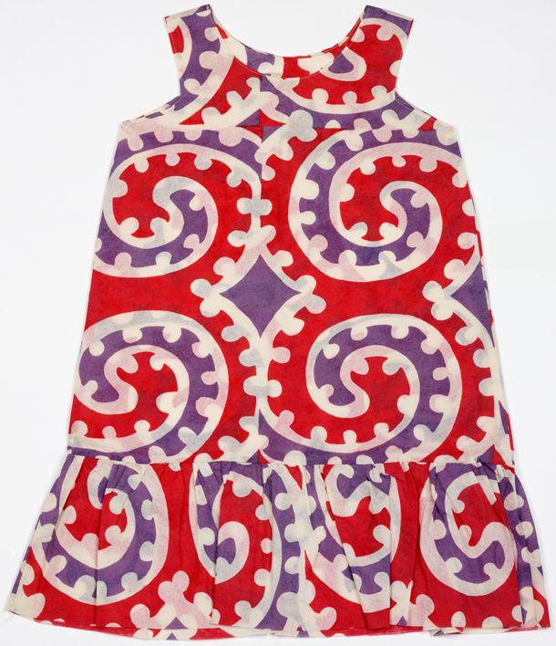 Dispo, paper dress, Diane Meyersohn & Joanne Silverstein, 1967