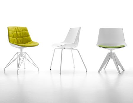 Mdfitalia flow chair for Mdfitalia it