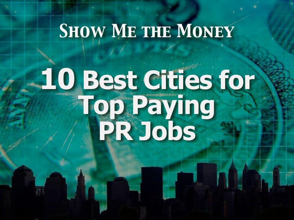 10bestcitiesfortoppayingprjobs by Marketwire via