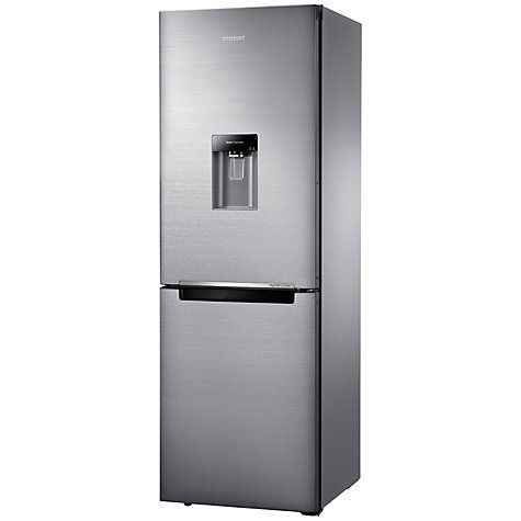 Samsung RB29FWRNDSS Fridge Freezer, Brushed Steel IDEAS