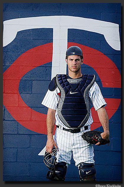 Today In Good News Twins Sign Former Yankees Future Catcher Joe Mauer Minnesota Twins Baseball Minnesota Twins