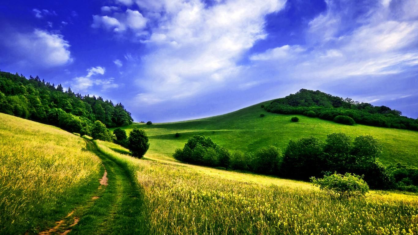 Beautiful spring landscapes of the world images ...
