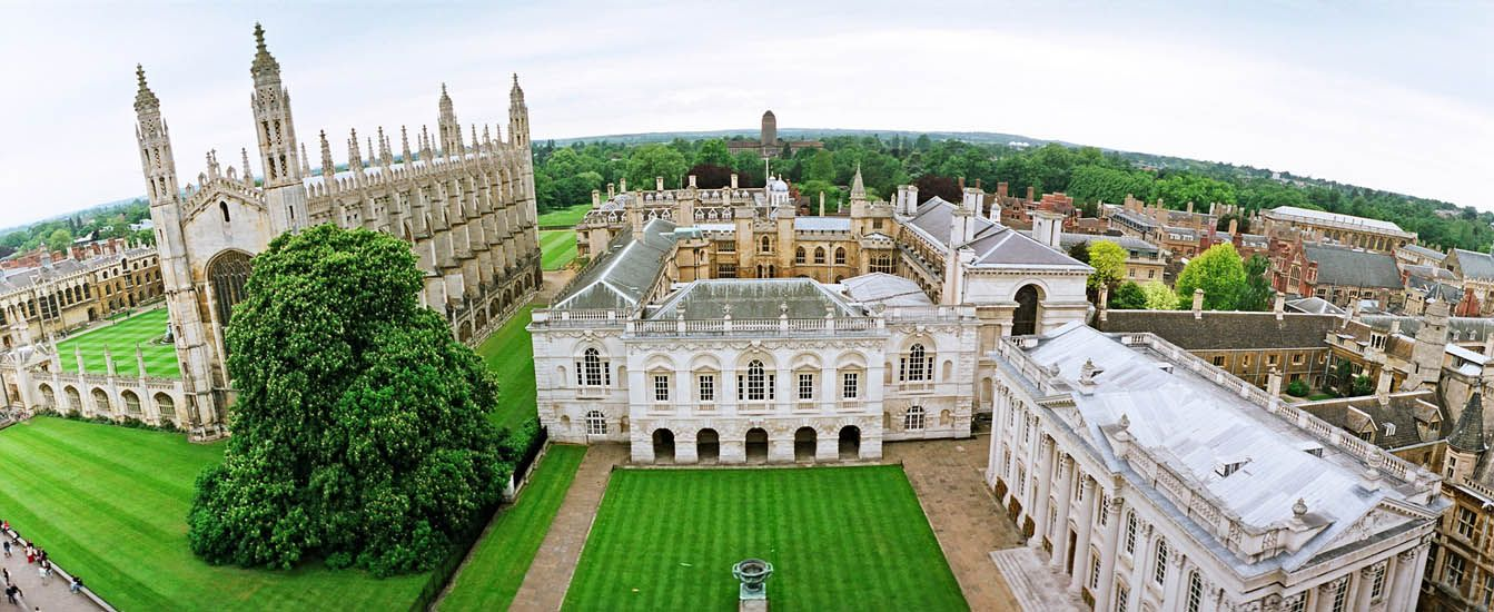 University of Cambridge / University Cambridge มหาวิทยาลัยในอังกฤษ