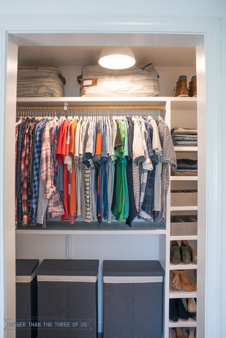 Genial Image Result For Tall Closet Makeover Organization Clothes