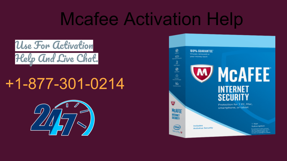 Connect With US To Know how to Redeem Mcafee Retail card