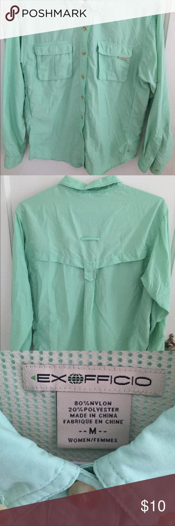 Mint Green Fishing Shirt Super Cute Fishing Shirt Perfect For A