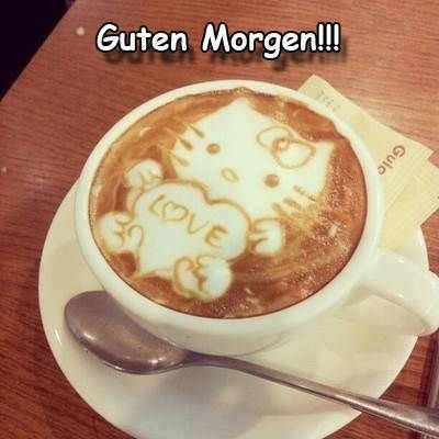 Pin by christa thomas on morgen mittag nacht pinterest hello kitty kitty and coffee - Bilder cappuccino ...