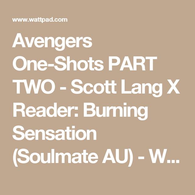 Top Five Soulmate Au X Reader Avengers - Circus