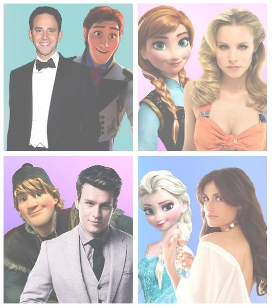 Frozen Characters And Their Voice Actors Disney Frozen Frozen Characters Best Disney Movies