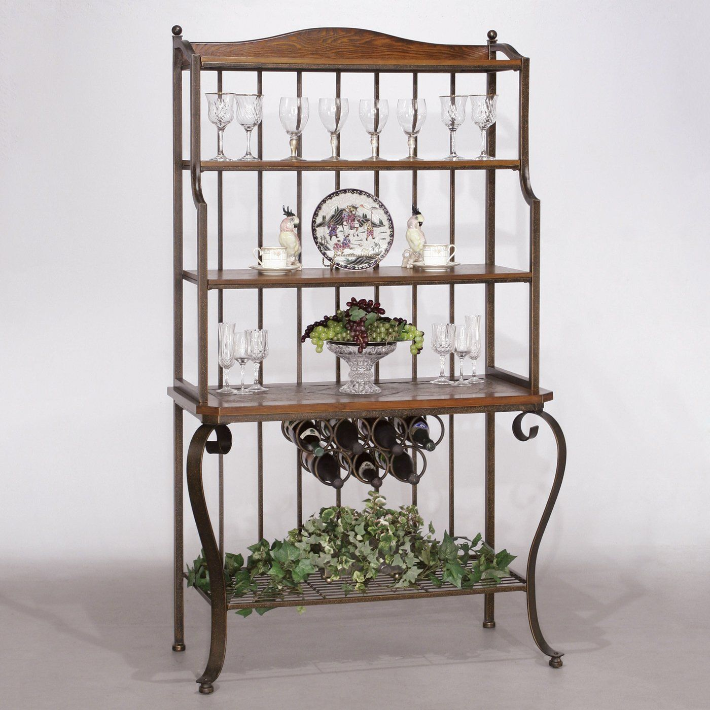 Montage O5909 St Augustine Bakers Rack With Images Lowes Home