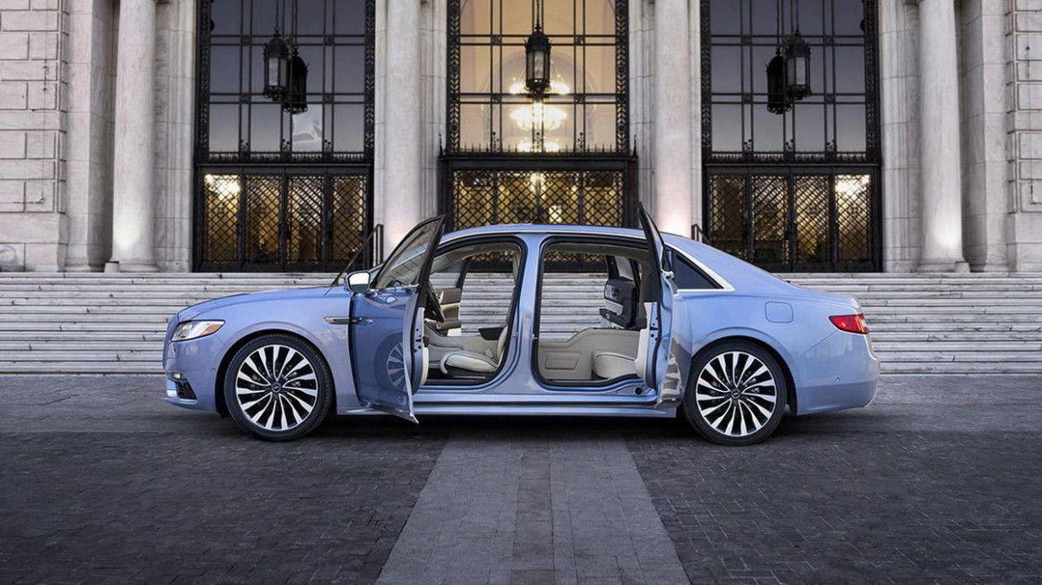 2020 Lincoln V8 in 2020 Lincoln continental, Lincoln