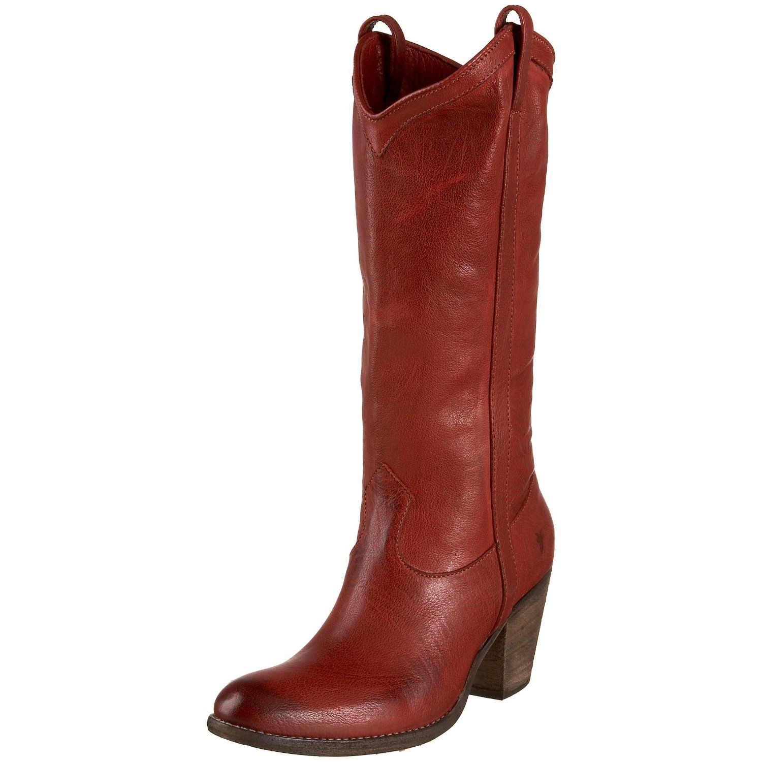 2b99b0cdd81 Julianne Hough wore these EXACT boots in the Footloose remake. Their  woman s Frye Taylor pull on boots in burnt red