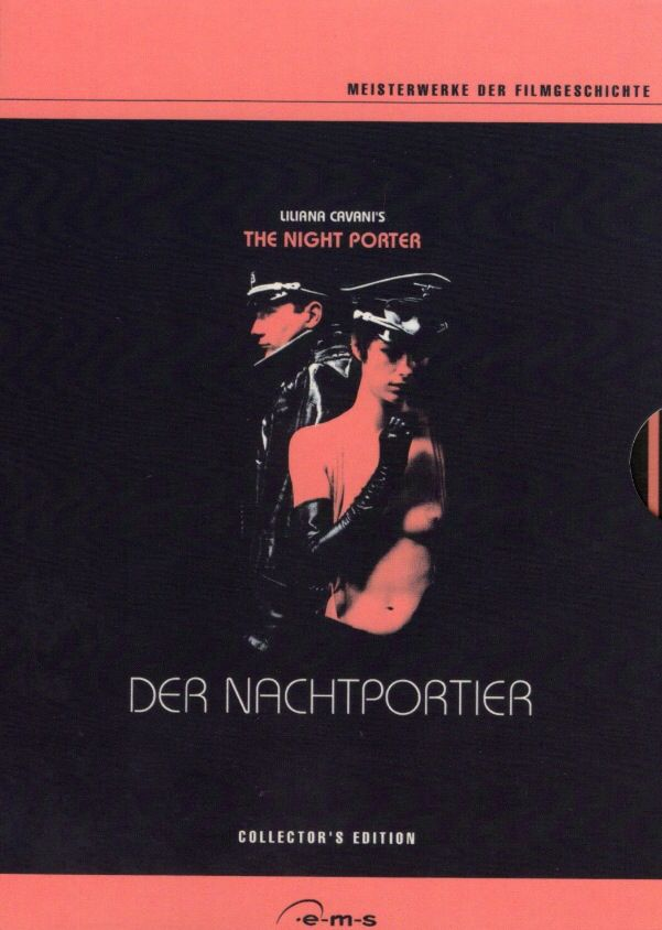 The Night Porter Affiche Film Affiche Film