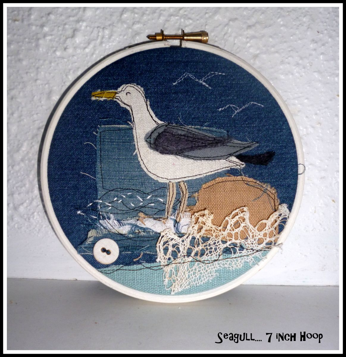 Loopy's seagull