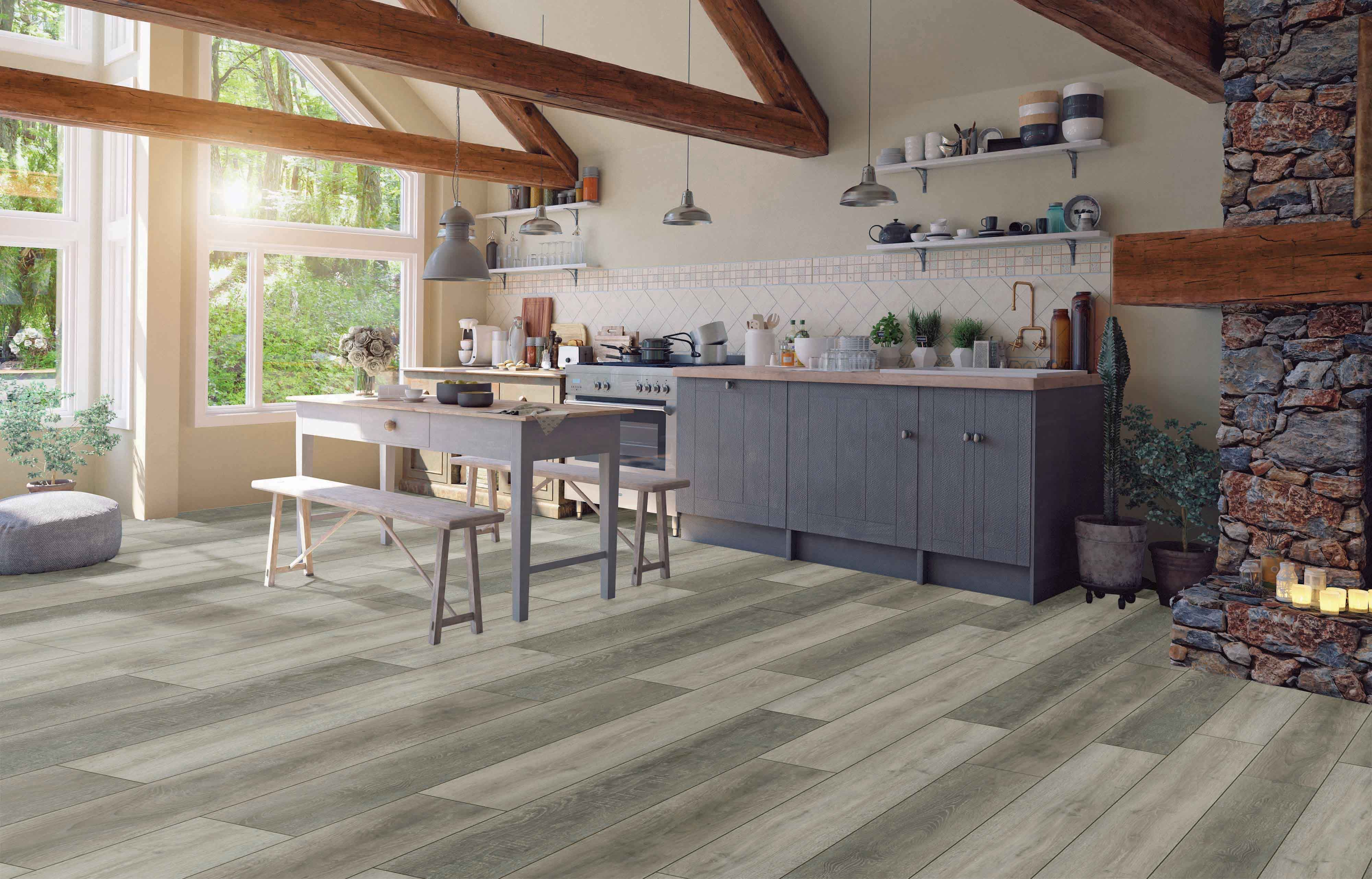 Trends In Rigid Regal Xl Windswept Silver Flooring Inspiration Luxury Vinyl Flooring Kitchen Inspirations