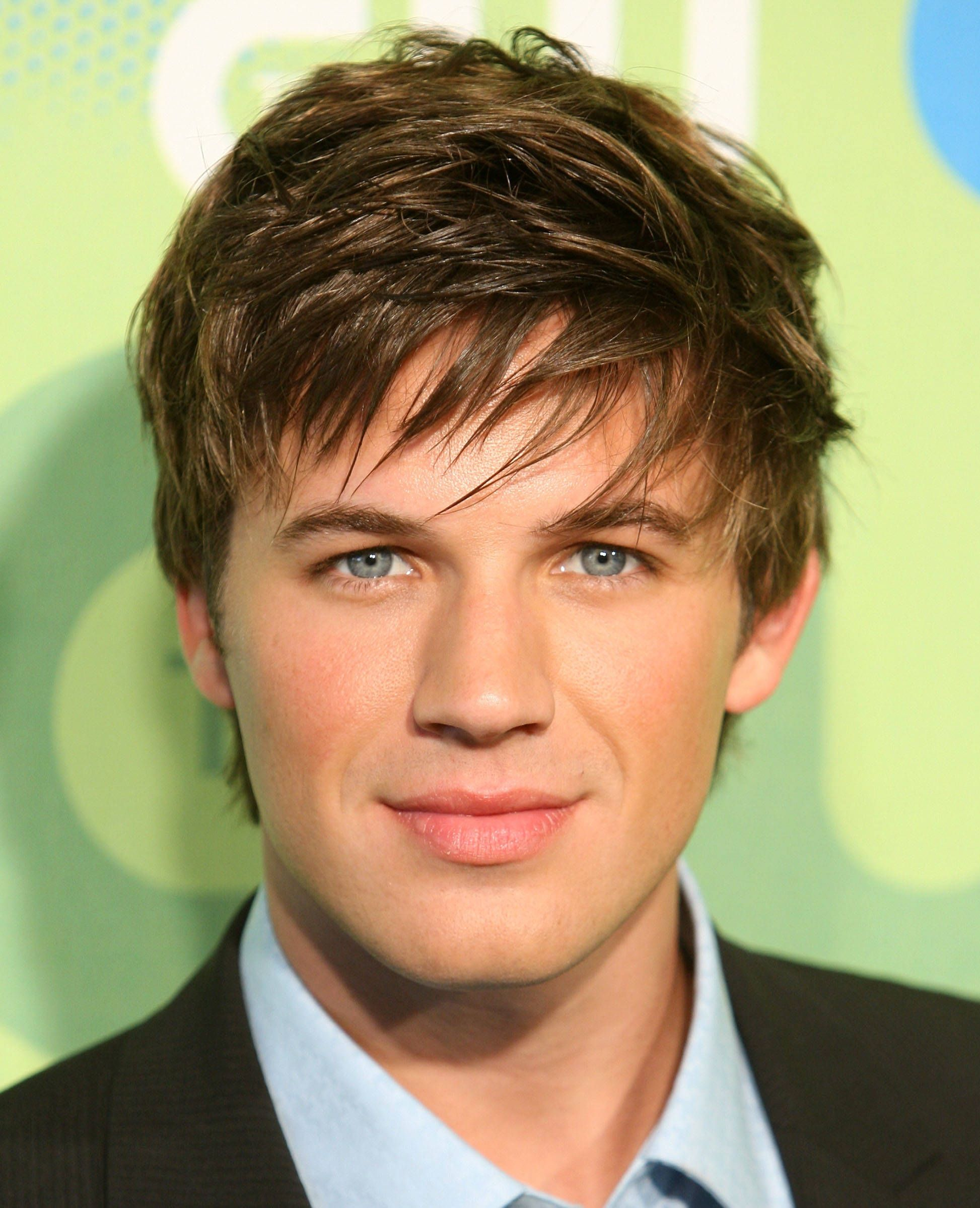 Picture gallery of mens hairstyles medium length hairstyles for men