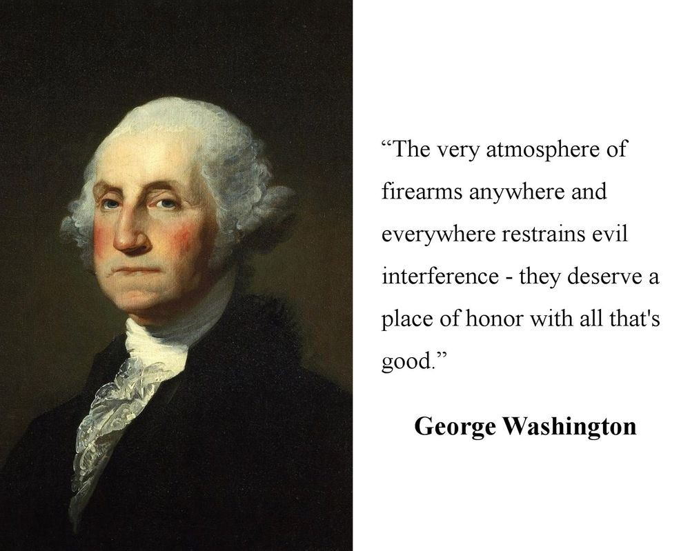Quotes About George Washington President George Washington Quote 8 X 10 Photo Picture V1