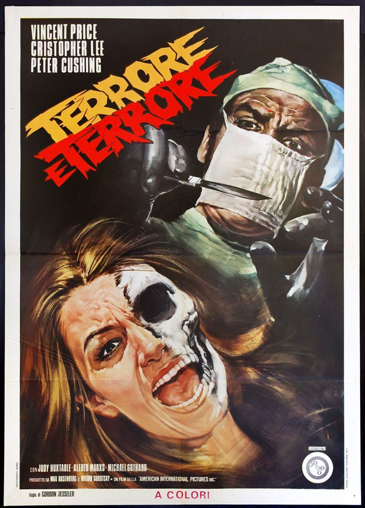 70s horror movie posters