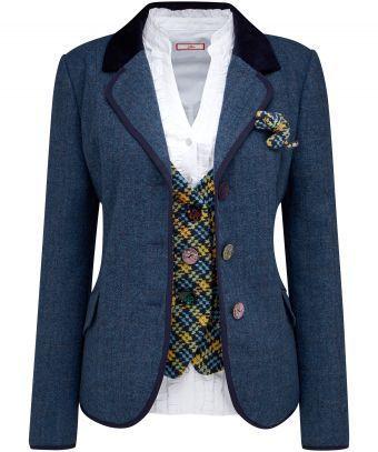 c36cc23a16 Joe Browns blue jacket £70.00 sizes 8-18 | Coats in 2019 | Clothes ...
