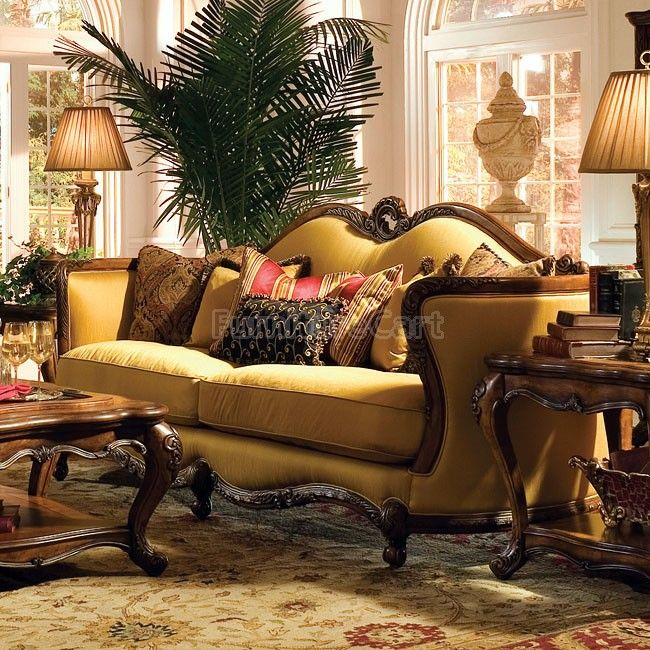 Tremendous Palais Royale Wood Trim Sofa In 2019 Beach House Pdpeps Interior Chair Design Pdpepsorg