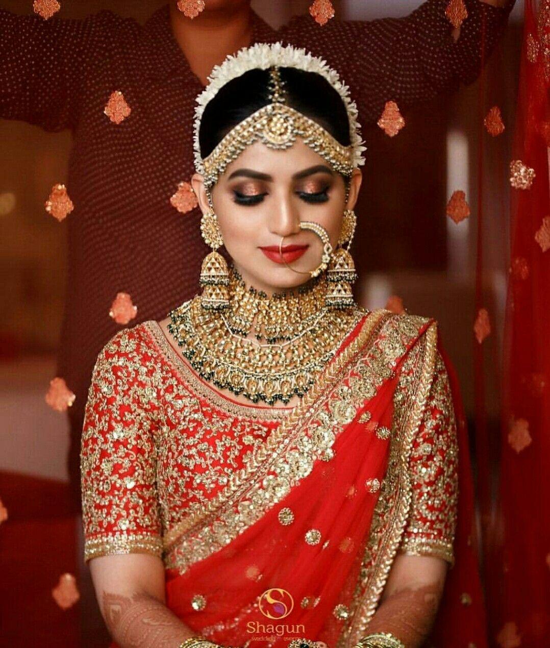 Indian bridal fashion by Minakshi sharma on indian bride