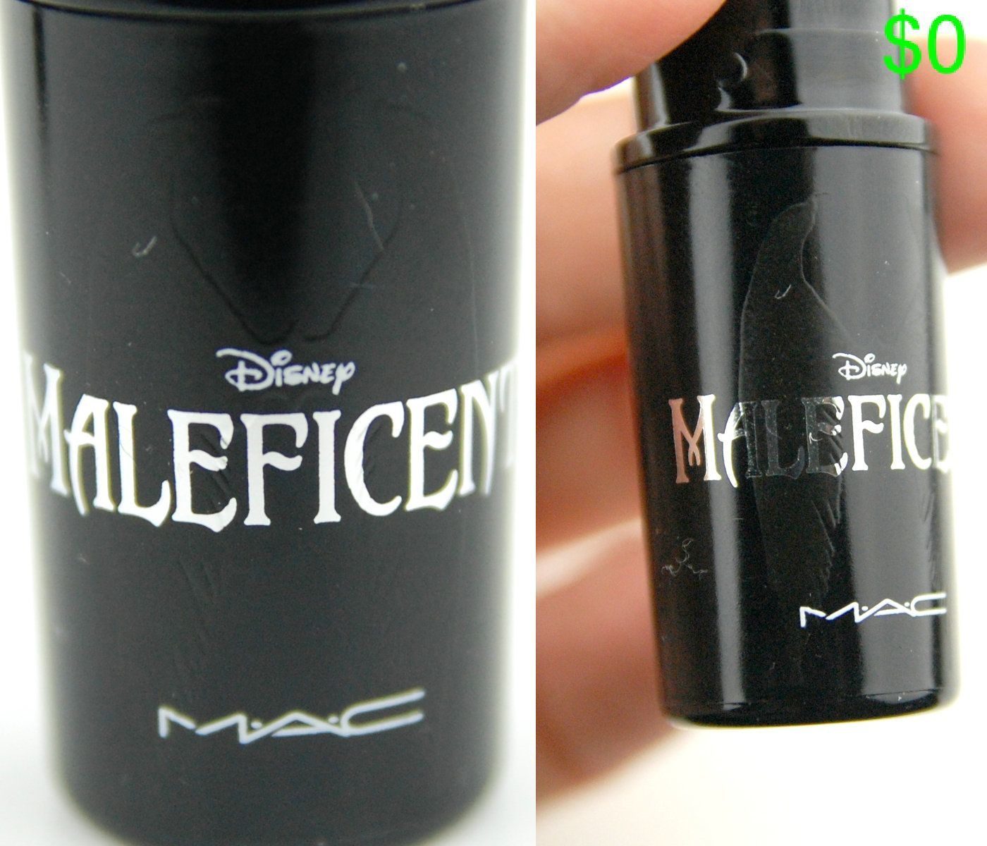 MAC Cosmetics Disney Maleficent Summer 2014 True Loves