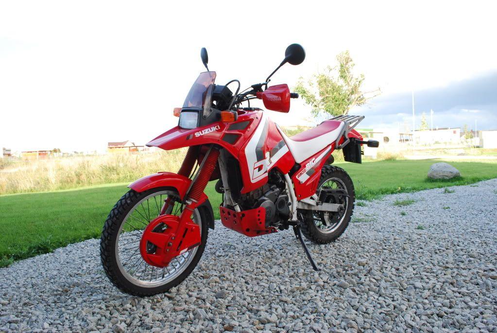 Dr750 Dr800 Owners Thread Page 269 Advrider Suzuki Sport Bikes Custom Bikes