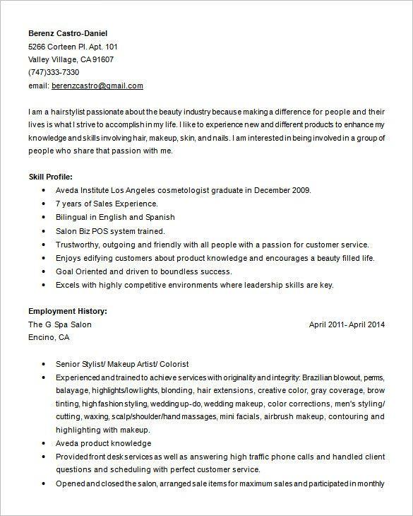 doc pdf  free  premium templates  resume templates
