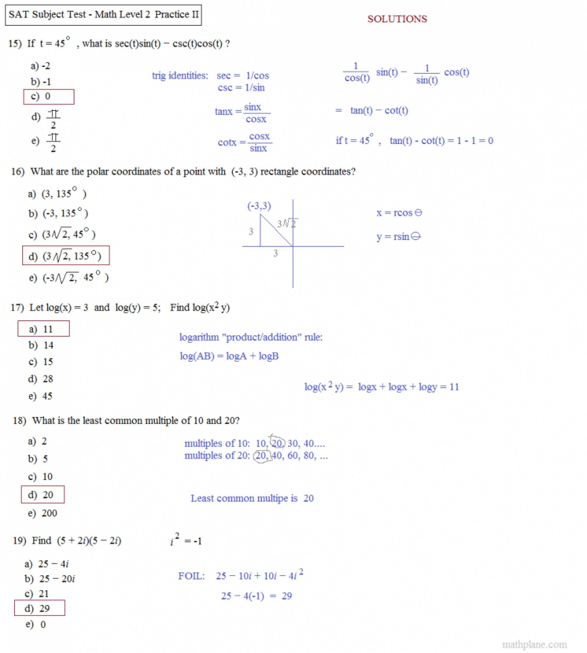 Save Now This Specific Totally Free Editable Trig