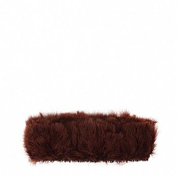 """Turkey Good Quill Marabou - Brown Turkey Good Quill Marabou  Product SKU: TMSSG3_4YD Size: 4-4.5"""" x 1 yard (strung feathers) Shop Feathers: www.featherplace.com"""