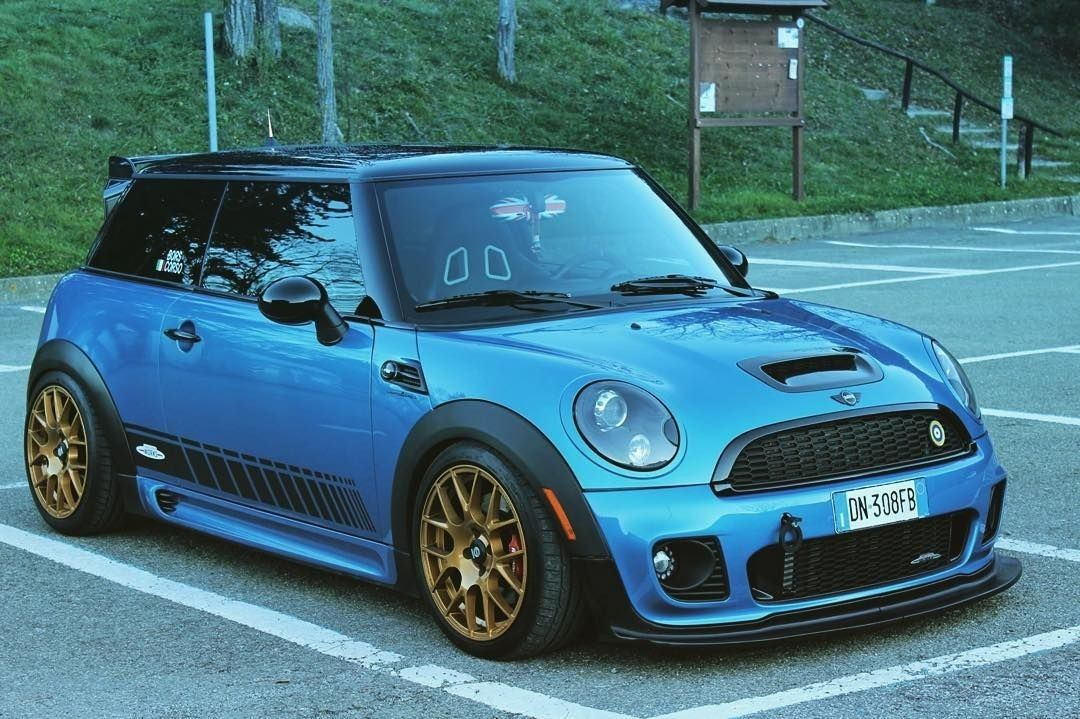 Bad-ass Mini Cooper