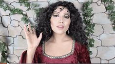 This Woman Transforms Into 15 Disney Characters And It's Amazing - click on the link to see them all!