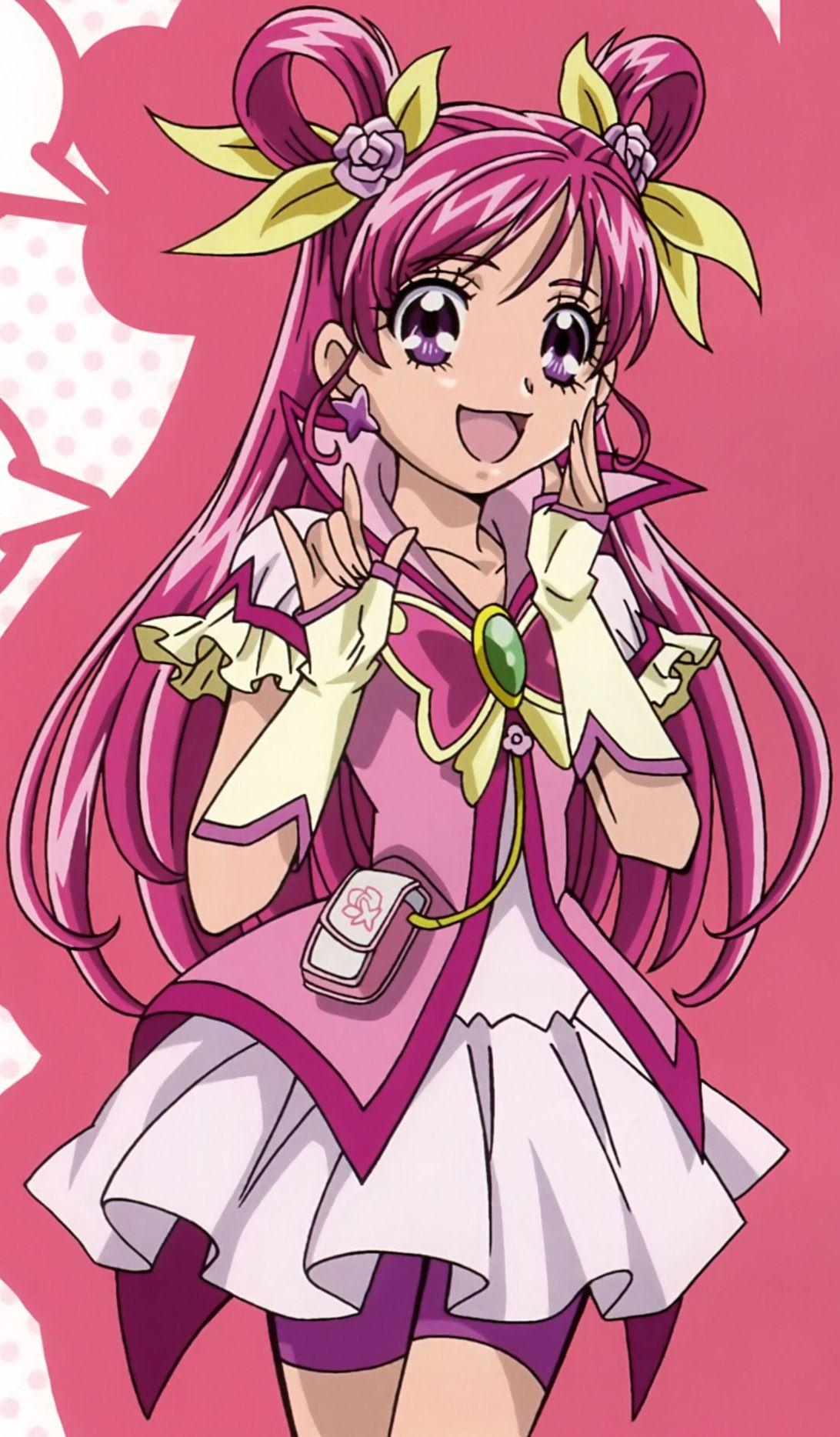 anime おしゃれまとめの人気アイデア pinterest larry holshu jr アニメ ヒロイン プリキュア 可愛い