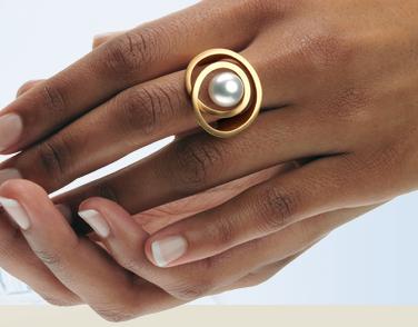 Angela Huebel rings are amazing!