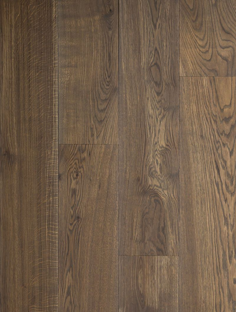 No. 20 Smoke Wood Certificated European Oak Thickness
