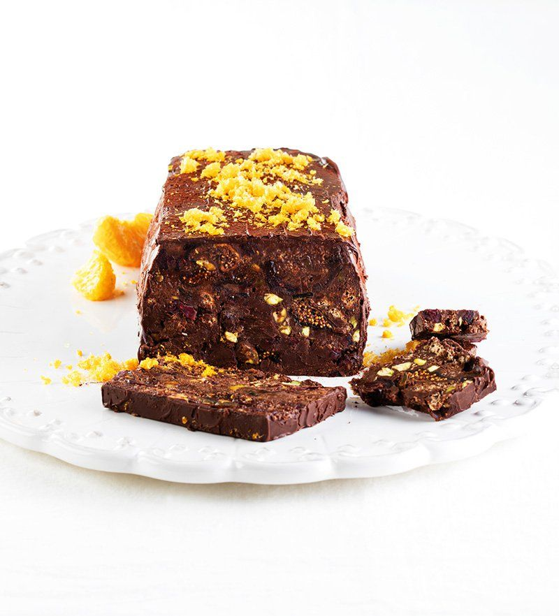 This no-bake cake is a delicious and memorable festive addition to any table. With lashings of rum and citrus flavours, this really is Christmas on a plate.