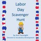 Labor Day Scavenger Hunt #labordaycraftsforkids Labor Day Scavenger Hunt This hunt ...