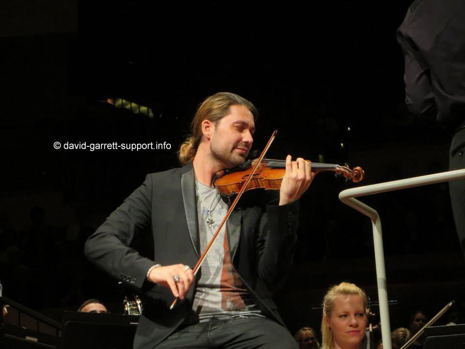 David Garrett - Berlin - 13.05.2014