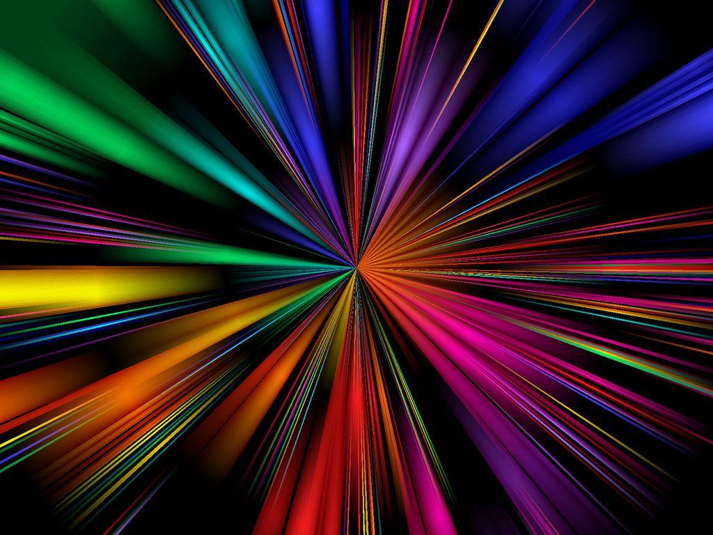 Warp Speed In 2020 Fractals Fractal Art Abstract