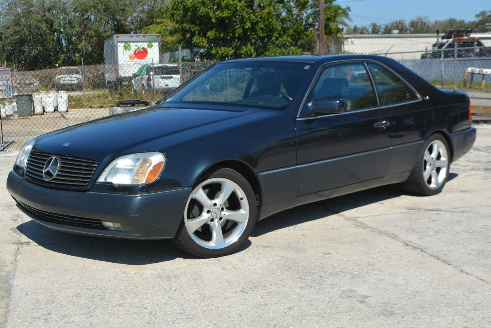 1996 Mercedes Benz S600 Coupe 2 Door 6 0l For Sale Mercedes Benz Mercedes Benz