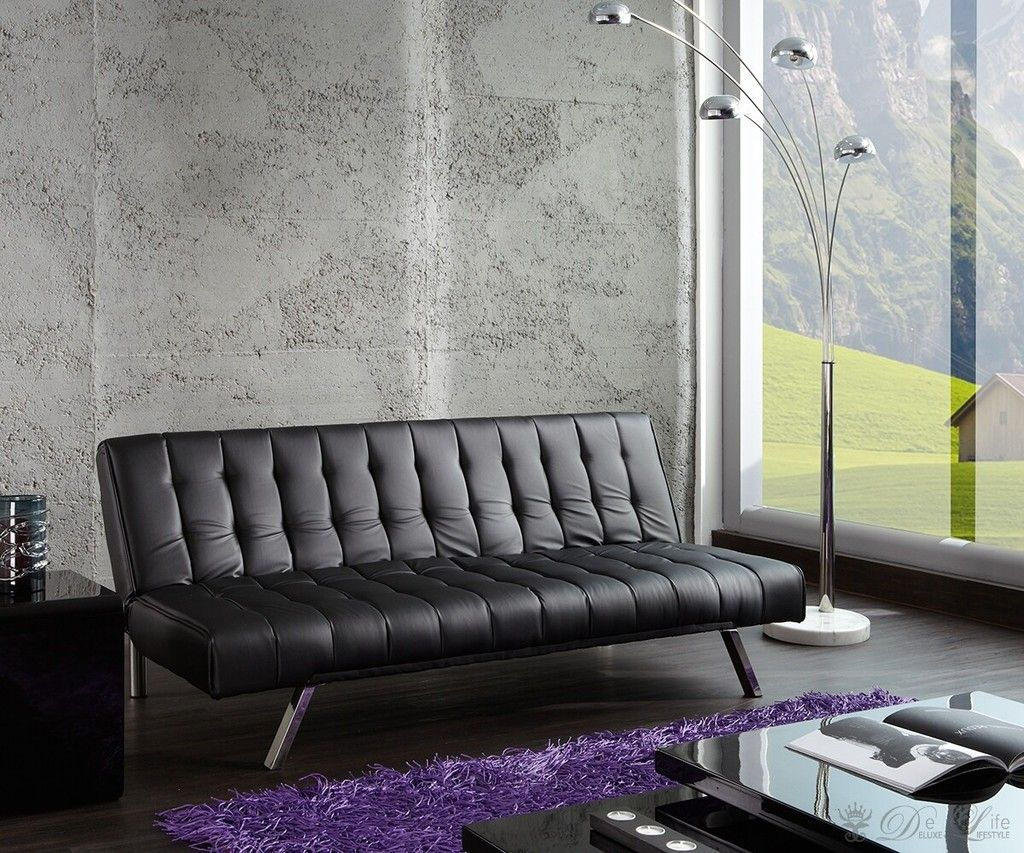 Black Sofa With Purple Carpet Black Sofa Purple Carpet Love Seat