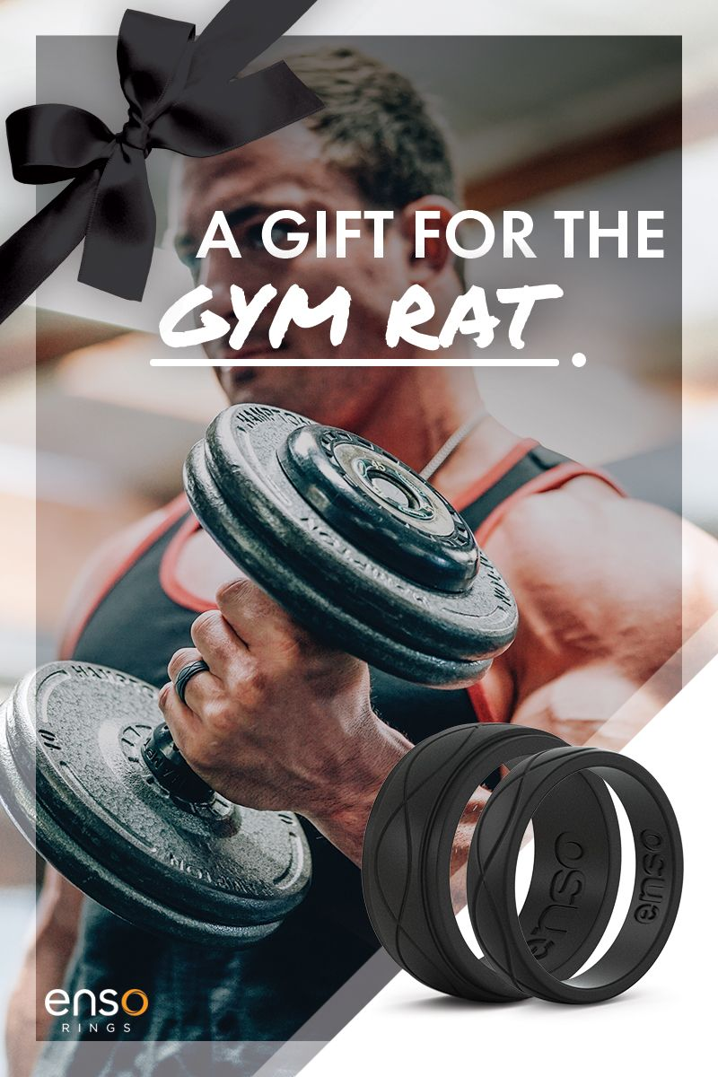 Shop Unique Silicone Rings For The Gym Rat And Everyone On Your