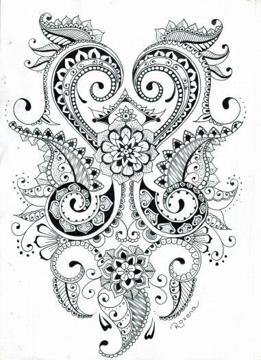 Design | k-po | Pinterest | Mandalas, Dibujo y Buena letra